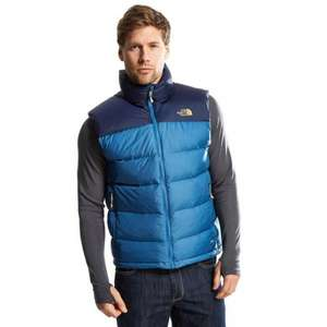 North Face Nupse 2 700 Fill Down Gilet (blue) Half Price £65 @ Ultimate Outdoors