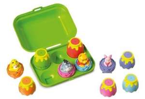Winnie the Pooh hide & shake honey pots £6.56 @ amazon.co.uk (£10.55 if you have to pay postage)