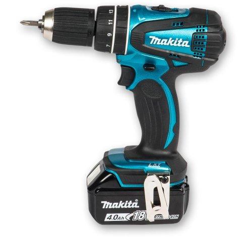 Makita 18v combi drill + battery £89.96 @ Anglia Tool Centre