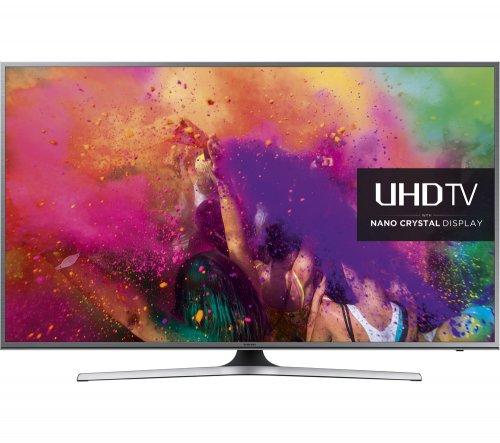 "SAMSUNG UE55JU6800 Smart Ultra HD Nano Crystal 4k 55"" LED TV with 5 year Guarantee £764.15 @ Currys using Quidco"