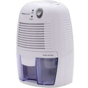 Prolex dehumidifier 500ml £24.99 @ B&M