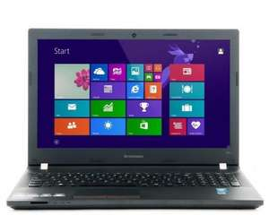 "Lenovo E50-70 15.6"" laptop, i3-4030U, 4GB RAM,Win8.1, 128GB SSD for £260 or 500GB HDD for £250 from saveonlaptops"