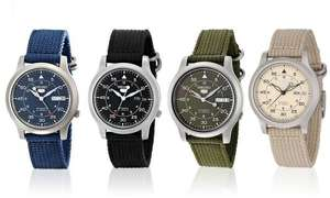Seiko 5 Automatic Mens Watch £44.99 from Groupon