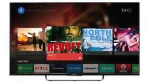 "Sony kd55x8005c 4k TV 55"" £599 amazon lightning deals"