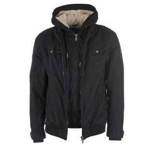 Double Layer Jacket Mens £25.99 delivered @ Firetrap was £100