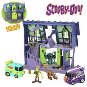 Scooby Doo Haunted Mansion Gift Set £19.99 Less Than half Price @ Argos