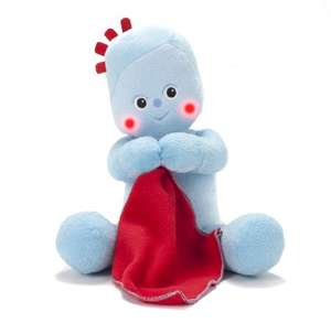 In The Night Garden Sleeptime Lullaby Iggle Piggle Soft Toy £12.49 (Prime) £17.24 (Non Prime) @ Amazon