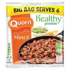 Quorn Meat Free Mince 500g & Chicken Style Pieces (500g) £1.50 at Sainsbury's