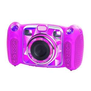 VTECH KIDIZOOM CAMERA (PINK/BLUE) - WAS £50 NOW £27.73 @ Amazon