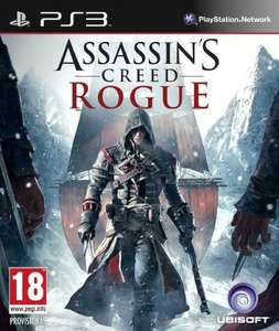 Assassin's Creed Rogue (PS3) - £9.00 (Prime) £10.99 (Non Prime) @ Amazon
