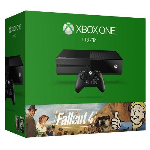Xbox One 1TB Console + Fallout 4 + Fallout 3 £224 @ Amazon.de