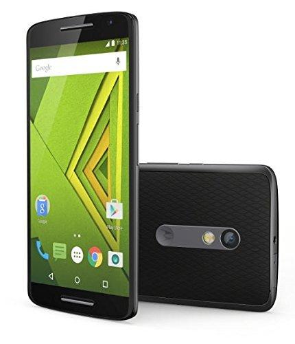Motorola Moto X Play UK SIM-Free Smartphone - Black /White £199 @ Amazon