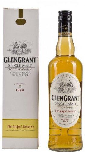Glen Grant Whisky The Majors Reserve 70cl - £17.79 (Prime) / £22.54 (non Prime) @ Amazon