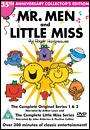 Mr Men & Little Miss: 35th Anniversary: 2dvd only £3.99 delivered @ HMV + Quidco!
