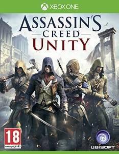Assassin's Creed Unity Xbox one/PS4 £11.50  (Prime) / £13.49 (non Prime)  at Amazon