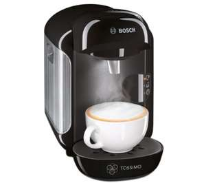 Bosch Tassimo Vivy Coffee Machine - £17.50 (or less with double up nectar voucher) @ Sainsburys