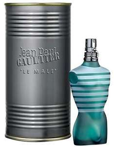 Jean Paul Gaultier Le Male 125ML EDT Spray (NEW Other) ***£26.49*** FREE DELIVERY!!! @ ebay / perfumeworlduk