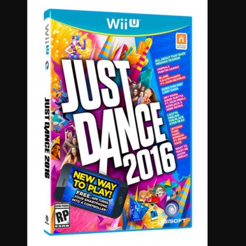 Just Dance 2016 Wii U £16.15  (Prime) / £18.14 (non Prime) @ Amazon