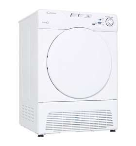 brand new condenser dryer 9kg black Friday deal £179.99 @ ebay / Argos Candy GCC590NB 9kg Condenser Tumble Dryer - White Free Standing. Free Delivery & Free Time Slots 7-12, 10-2, 2-6 & 6-9pm