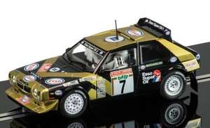 Lancia Delta Scalextric £24.97 delivered @ Scalextric