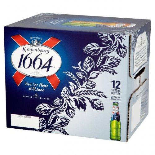 John Smiths (10pk) / Carling (10pk) / Carling Cider (10pk) / Bulmers (6 pk) / Kronenbourg 1664 (12 pk) / Budweiser (10 pk) - 4 for £20 - Morrisons