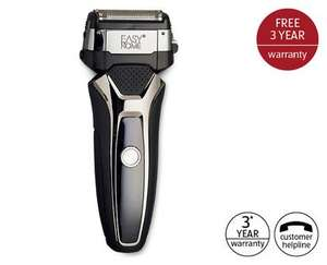 Men's Rechargeable Shaver - Aldi - £24.99 from 26th