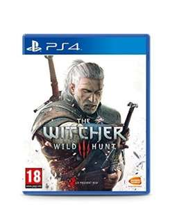 The Witcher III: Wild Hunt (PS4) £17.38 Delivered @ Boomerang Via Amazon (As New)