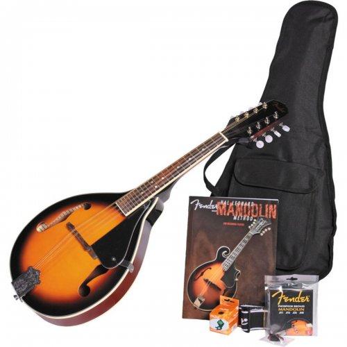 Fender FM-100 Mandolin Pack - £70 @ gear4music