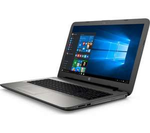 "HP 15-ac151sa 15.6"" Laptop - Silver £349.00 @ Currys"