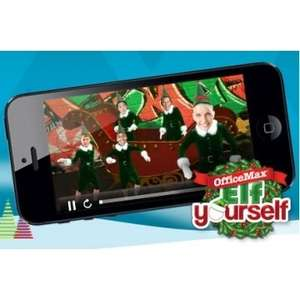 FREE Elf Yourself Christmas Video