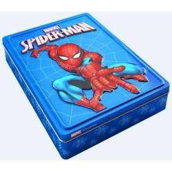 Marvel Spider man filled activity tin was £16.99 now £5 plus 100 clubcard points @ Tesco Direct