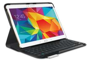 Logitech Type-S Keyboard Protective Case for Samsung Galaxy Tab S £34.95 @ Amazon sold by Buyur.