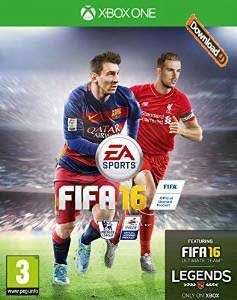 [Xbox One] Fifa 16 (Download) - £23.13 - VideoGameBox
