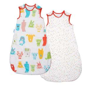 Grobag Wash and Wear Spotty Bear (2.5 Tog, 0-6 Months) £20.99 @ Amazon Lightning Deal