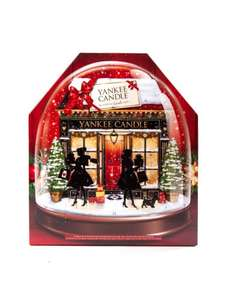 Yankee candle advent calendar half price .£12.49 @ Clintons