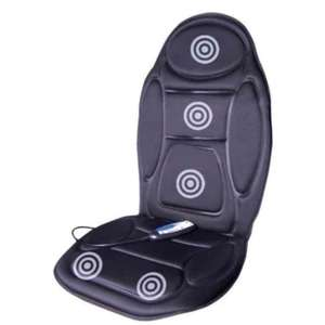 Lifemax Heated Back and Seat Massager Only £27.99 @ Amazon Lightning deals
