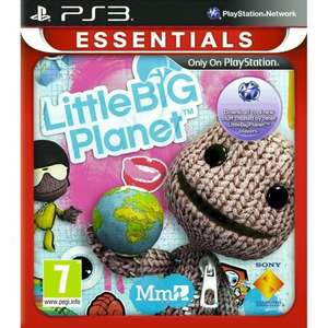 Little Big Planet PS3 £2 [Included in Clubcard Boost] @ Tesco Direct