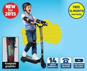 Aldi Zinc Volt 80 electric scooter, was £79.99 now down to £39.99 (alvaston)