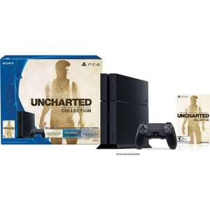 PlayStation 4 UNCHARTED: The Nathan Drake Collection Console Bundle (PS4)  £224.83 delivered @ Walmart (Black Friday Weekend)