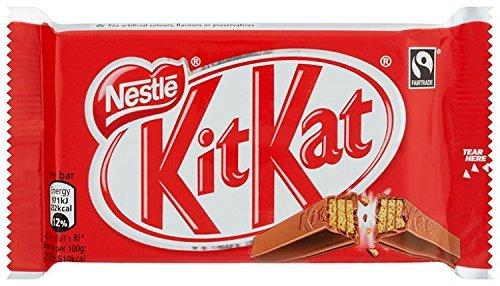 Kit Kat 4 Finger (Pack of 24) £6 @ Amazon