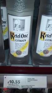 Ketel One Citroen Vodka 70cl £10.55 @ Tesco