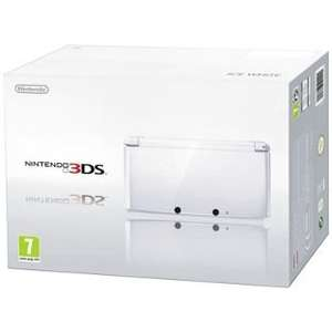 Nintendo 3DS Console - Ice White /  Coral Pink £69.99 + Free Game  NOW LIVE @ Argos + More  deals (see 1st comment)