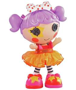 Lalaloopsy dance with me doll £24.99 @ Argos