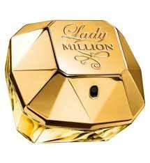 Paco Rabanne Lady Million 80ml EDP *only £42.40* with free postage Amazon