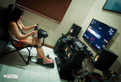 Playseat Challenge Simulator Chair £129.95 @ Boys Stuff