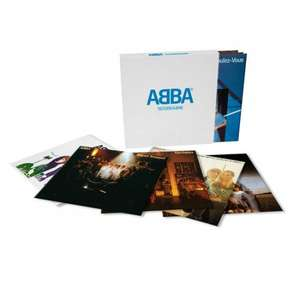 ABBA - The Studio Albums Box Set - reduced from £89.99 to £34.99 @ Great Offers Store