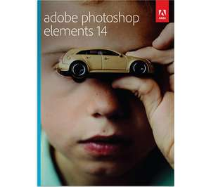 Adobe Photoshop Elements 14 £39.99 @ PC World