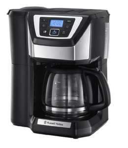 Russell Hobbs 22000 Chester Grind and Brew Coffee Machine £46.99 Free Delivery @ Amazon (Lightning Deal)