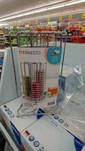 Ernesto Coffee Pod Holder - 48 Tassimo Disc - £3.99 @ LIDL