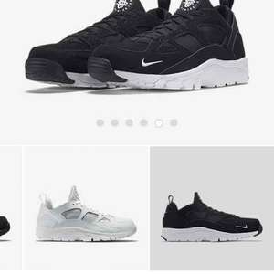 Nike huaraches new style low with code 30% off - £44 @ Nike